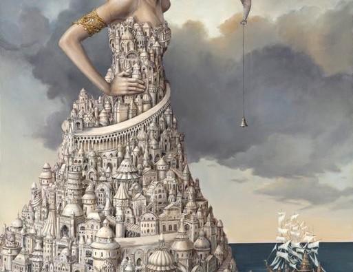 art blog - tomek setowski - empty kingdom