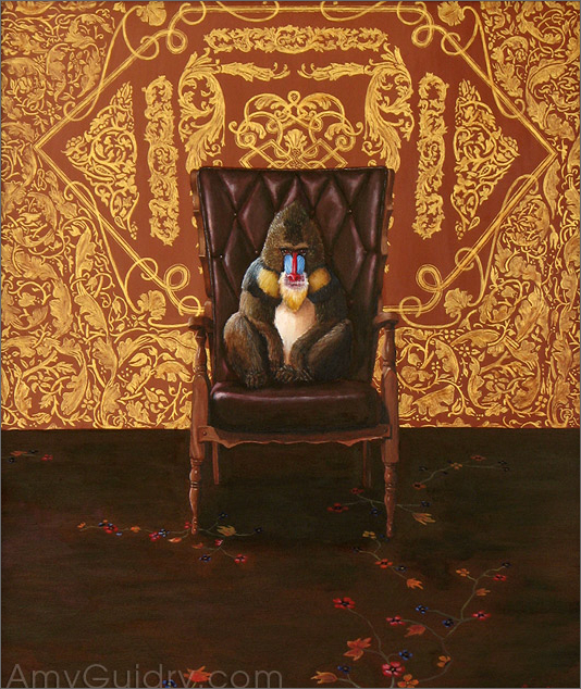 art blog - amy guidry - empty kingdom