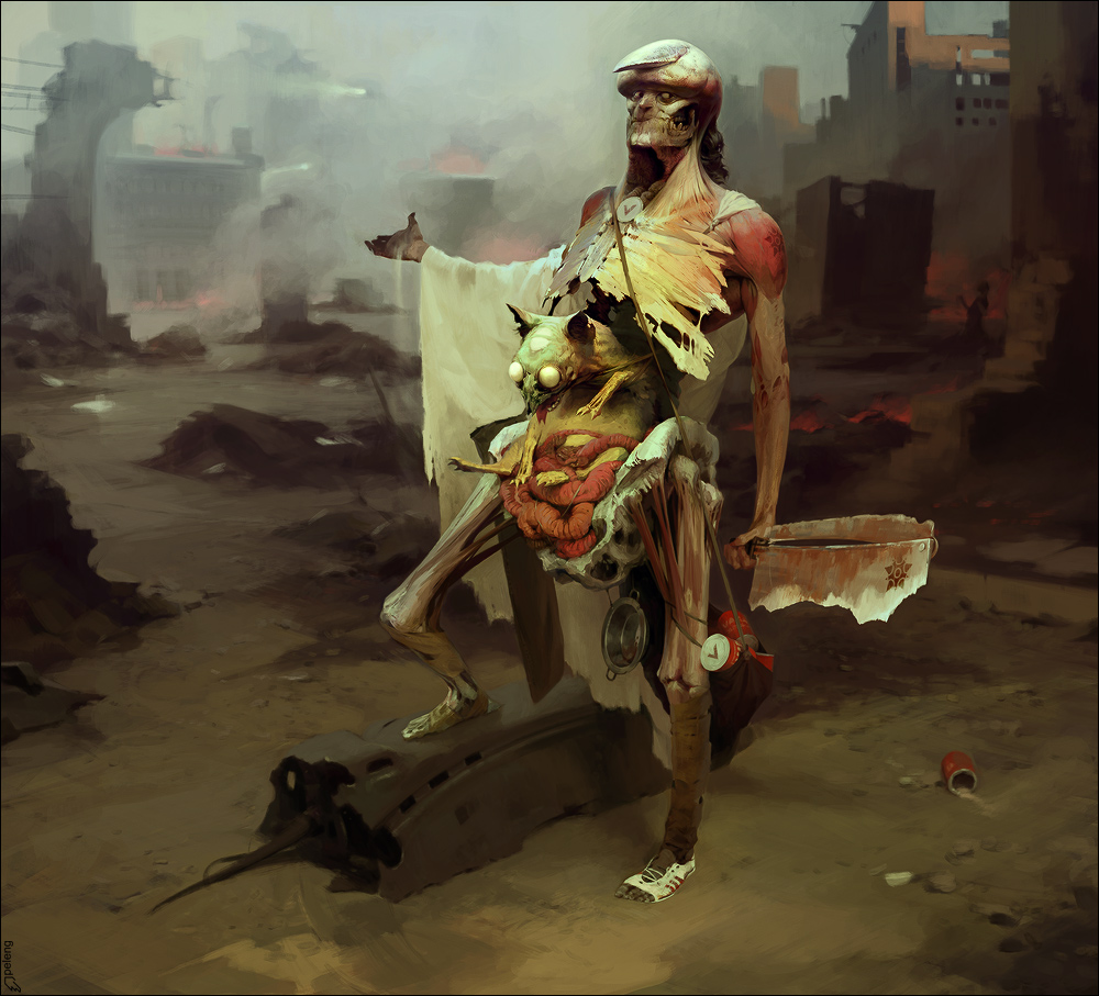 art blog - sergey kolesov - empty kingdom