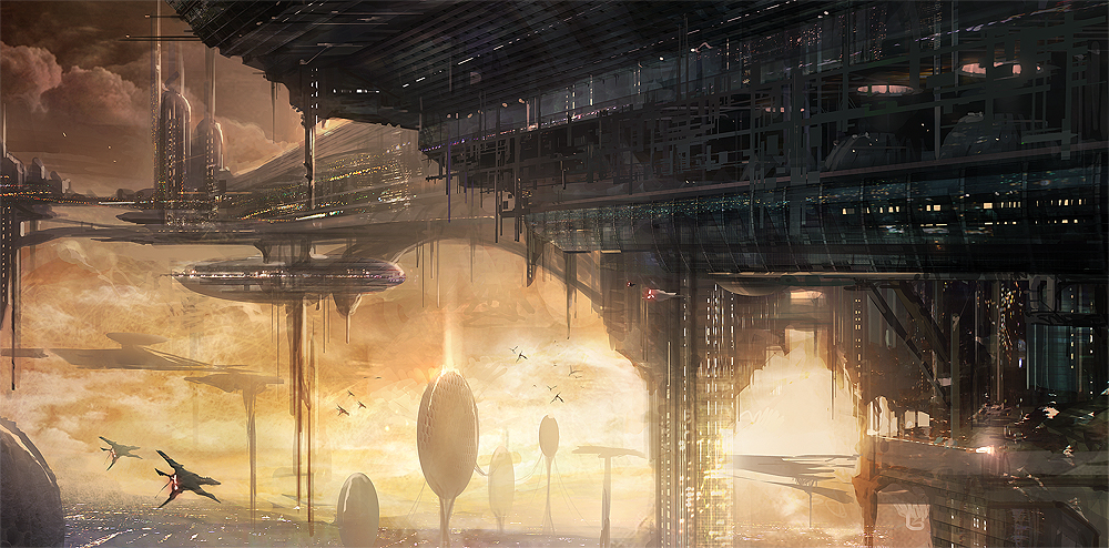 art blog - James Paick - empt kingdom