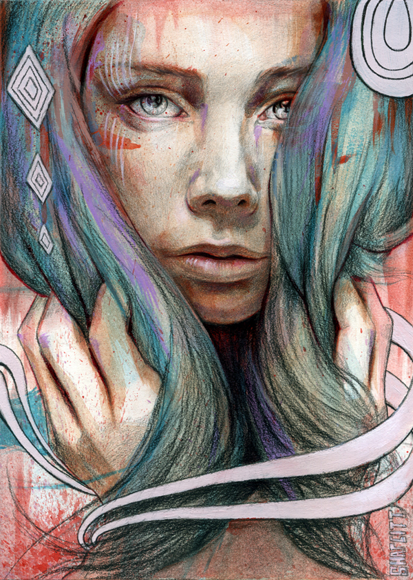 art blog - michael shapcott - empty kingdom