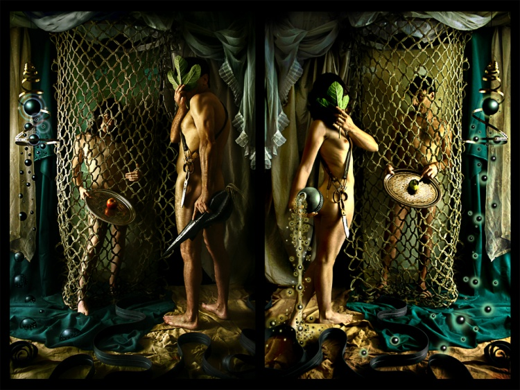 art blog - jose d'almeida - maria flores - four hands photo - empty kingdom