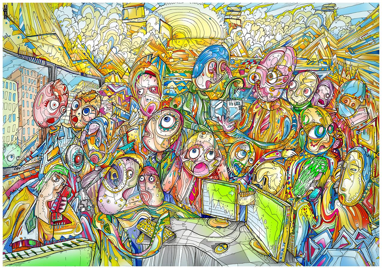 art blog - matei apostolescu - empty kingdom