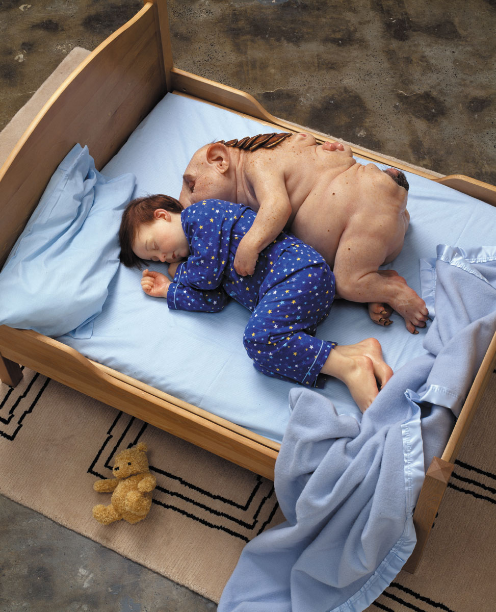 art blog - Patricia Piccinini - empty kingdom