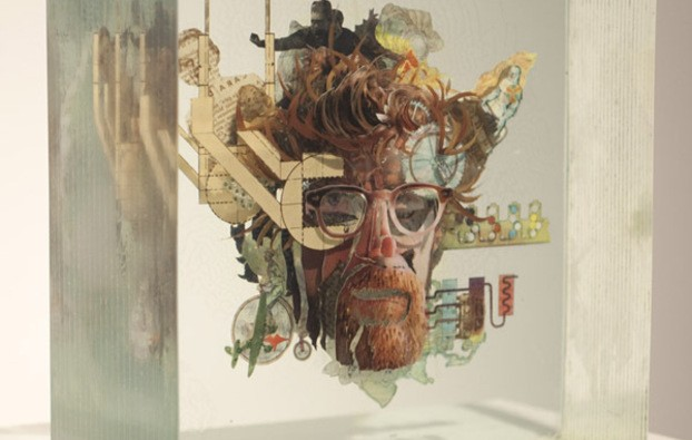 art blog - dustin yellin - empty kingdom