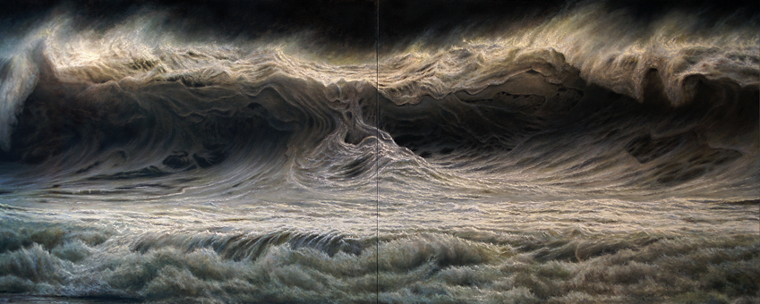 art blog - Ran Ortner - empty kingdom