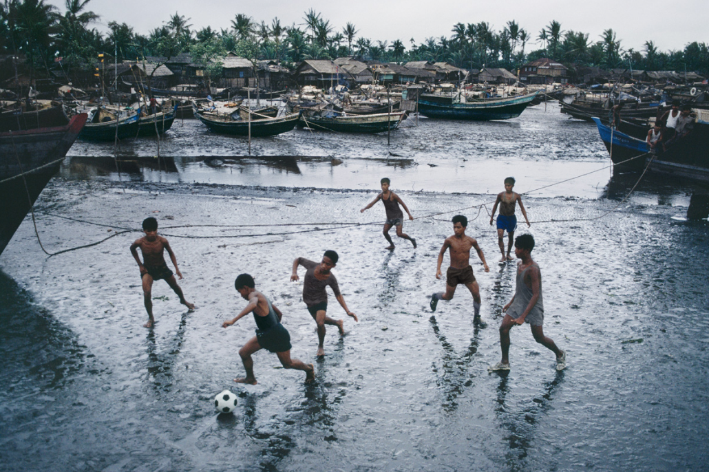 art blog - Steve McCurry - empty kingdom