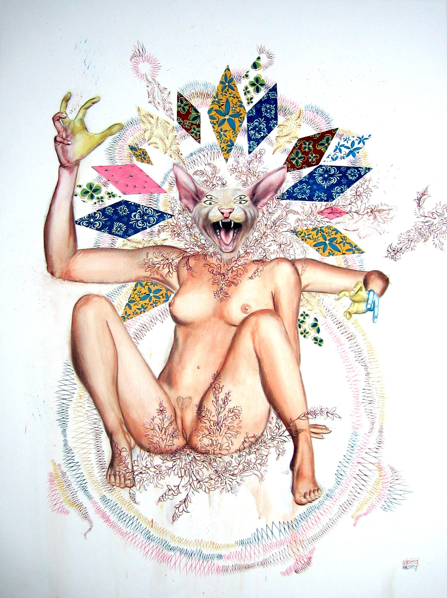 art blog - Kelsey Brookes - empty kingdom