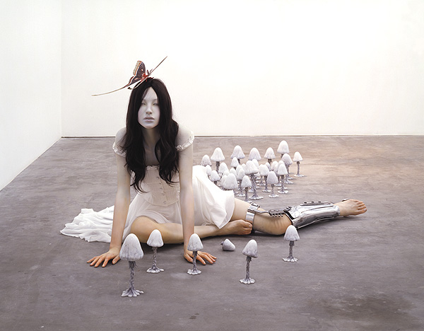 art blog - Motohiko Odani - empty kingdom