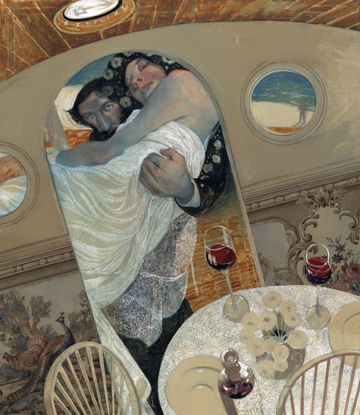 art blog - Sterling Hundley - empty kingdom