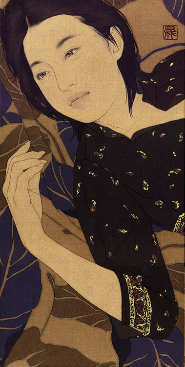 art blog - Ikenaga Yasunari - empty kingdom