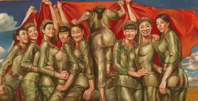 art blog - hu ming - empty kingdom