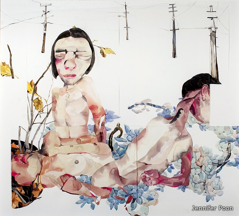art blog - Jennifer Poon - empty kingdom