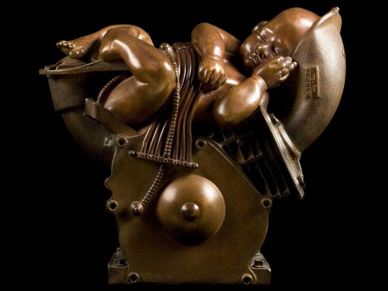 Las esculturas de Pierre Matter Zen