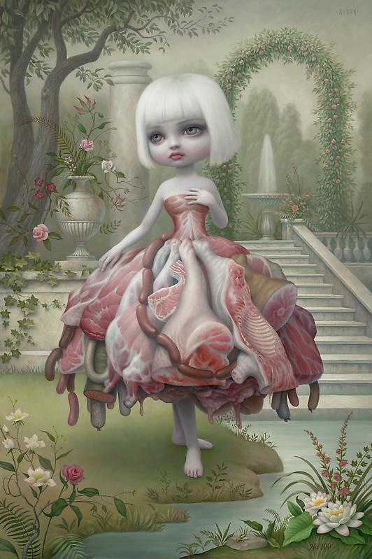 art blog - Mark Ryden - Empty Kingdom