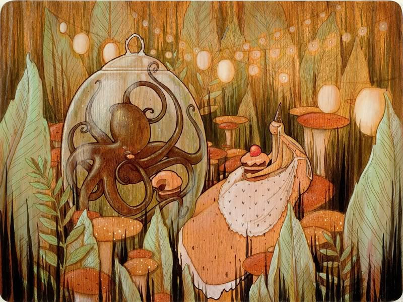 art blog - Brandi Milne - Empty Kingdom
