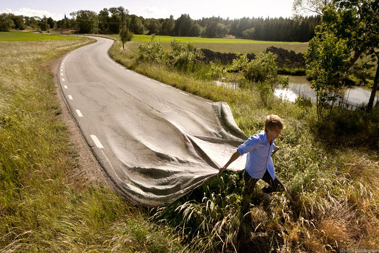 art blog - erik johansson - empty kingdom