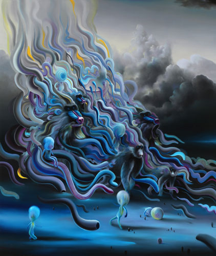 art blog - Michael Page - Empty Kingdom