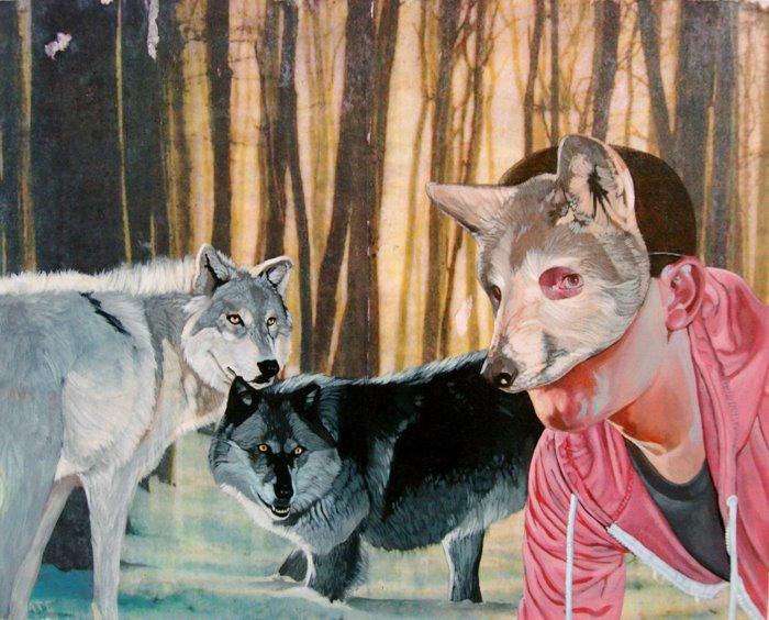 art blog - Nate Frizzell - Empty Kingdom