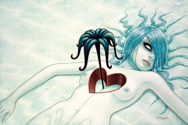 art blog - Tara McPherson - Empty Kingdom