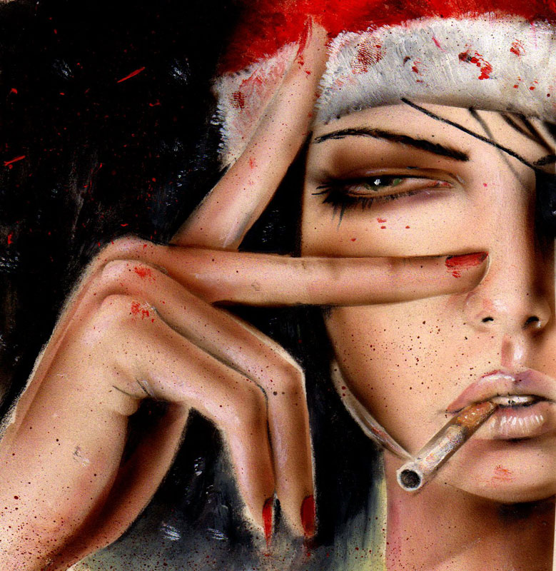 art blog - Brian Viveros - Empty Kingdom