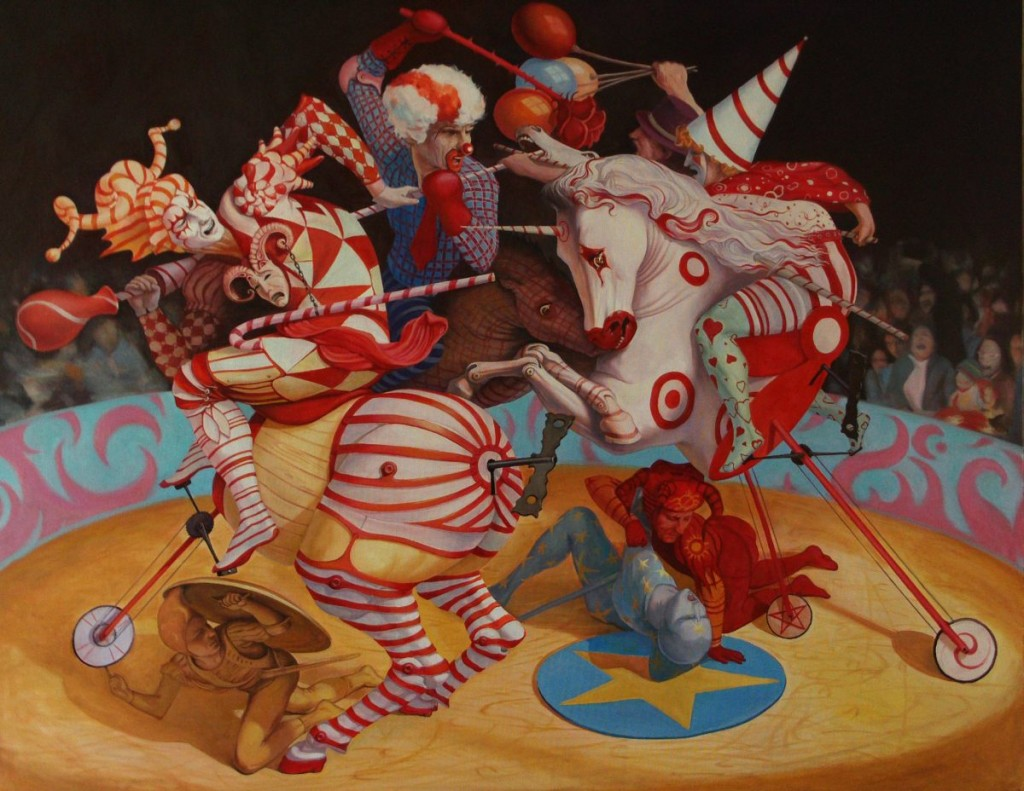 art blog - Adrian Borda - empty kingdom
