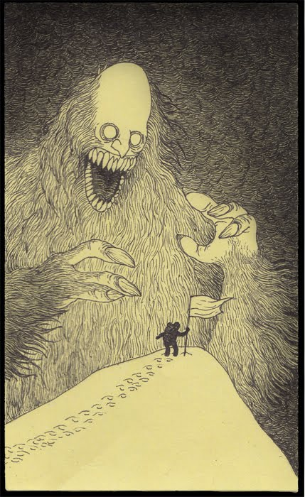 art blog - John Kenn - empty kingdom