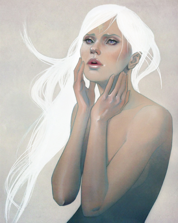 art blog - Jenny Frison - empty kingdom