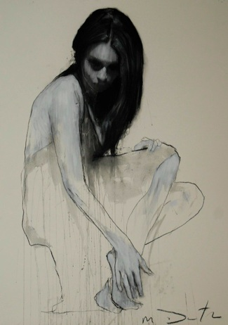 art blog - Mark Demsteader - empty kingdom