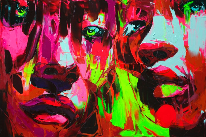 art blog - Francoise Nielly - empty kingdom