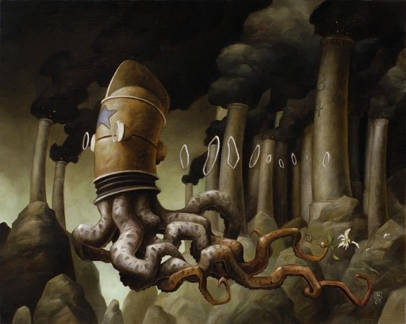 art blog - Brian Despain - Empty Kingdom