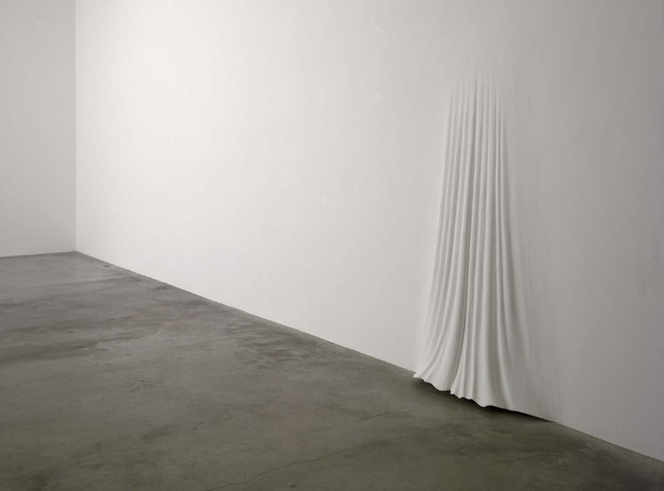 art blog - Daniel Arsham - empty kingdom