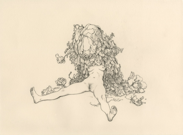 art blog - James Jean - empty kingdom