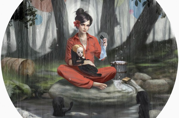 art blog - tom bagshaw - empty kingdom