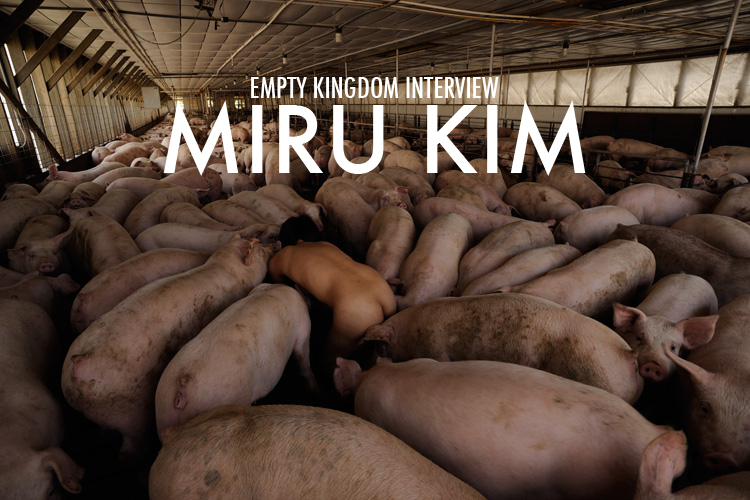 art blog - Miru Kim - empty kingdom