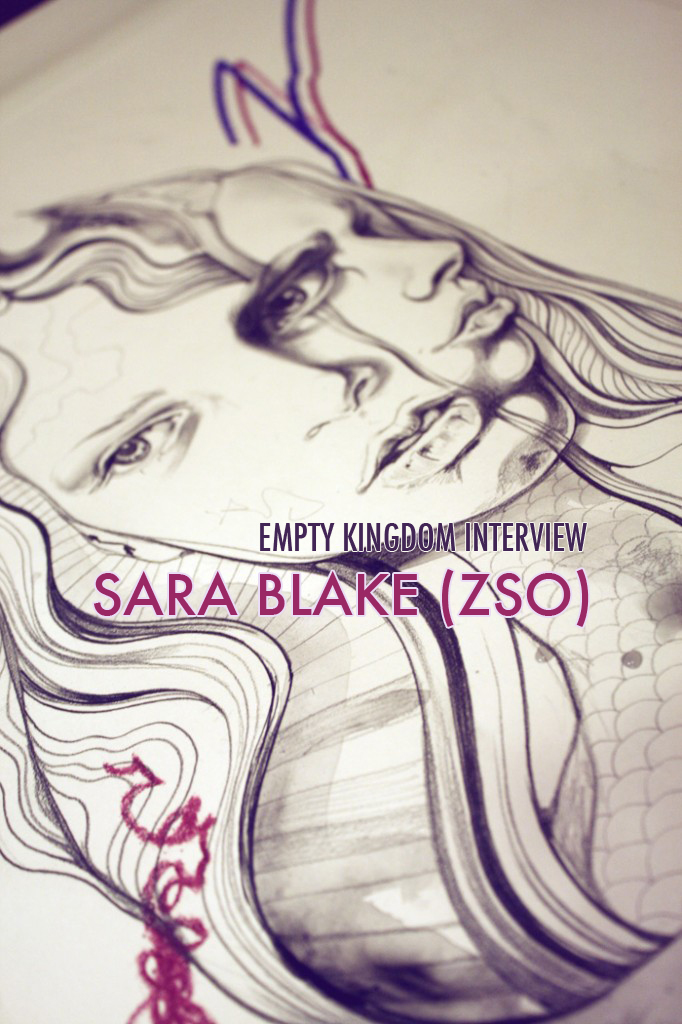 art blog - ZSO Sara Blake - empty kingdom