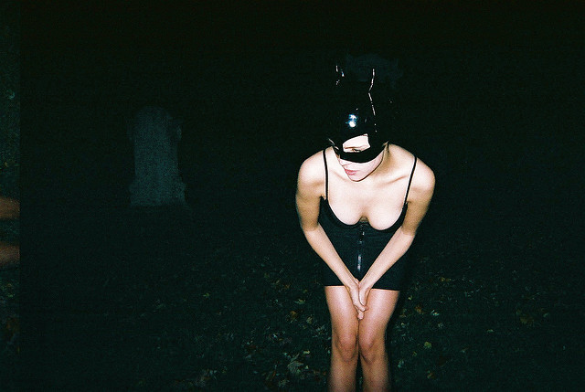 art blog - Petra Collins - empty kingdom