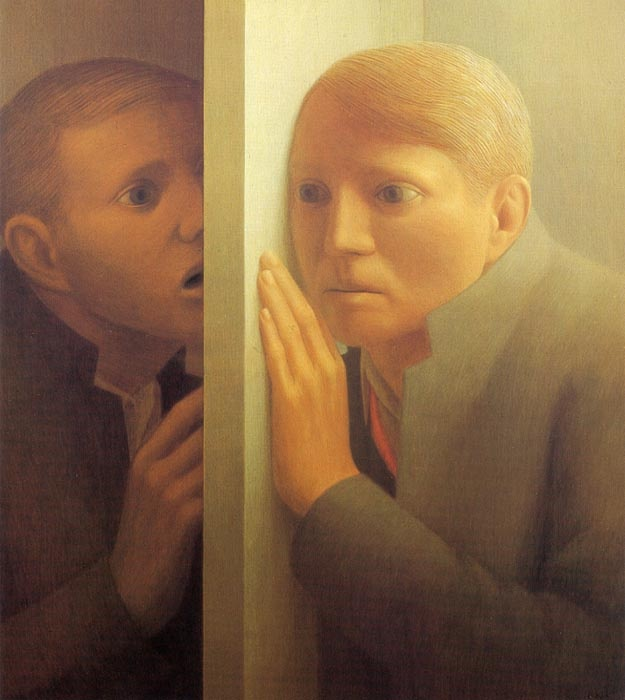 art blog - George Tooker - empty kingdom