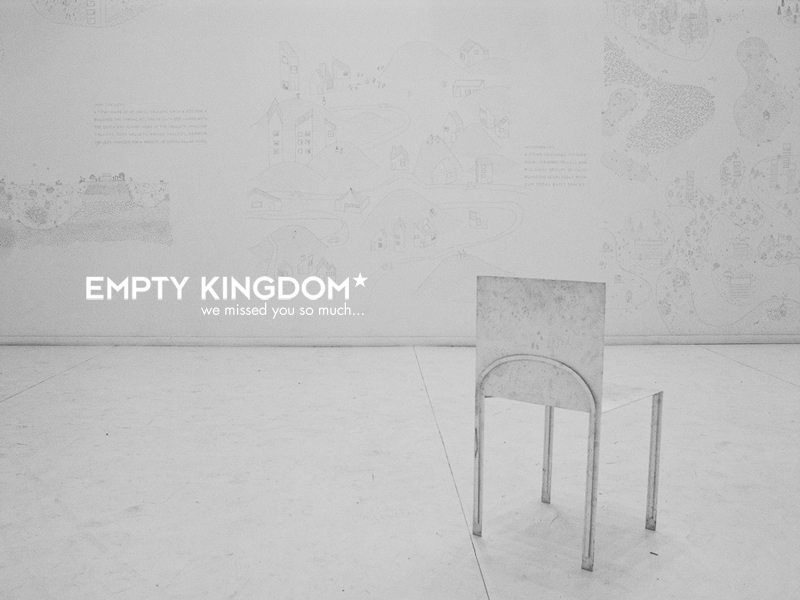 art blog - empty kingdom