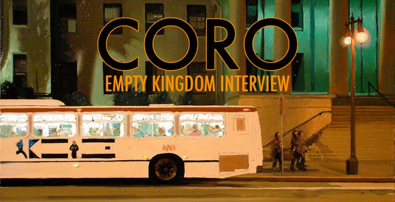 art blog - Coro - empty kingdom