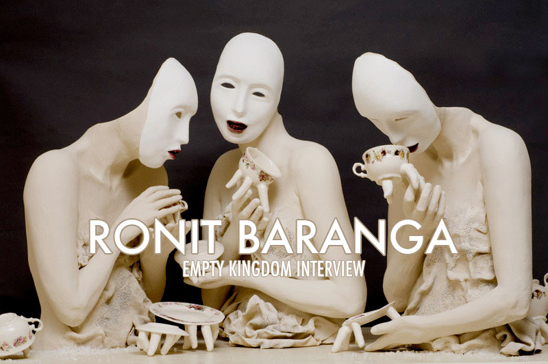 art blog - Ronit Baranga - empty kingdom