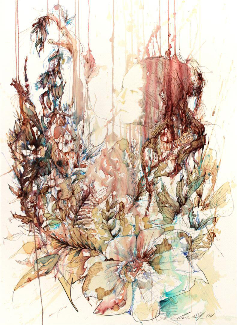 art blog - Carne Griffiths - empty kingdom