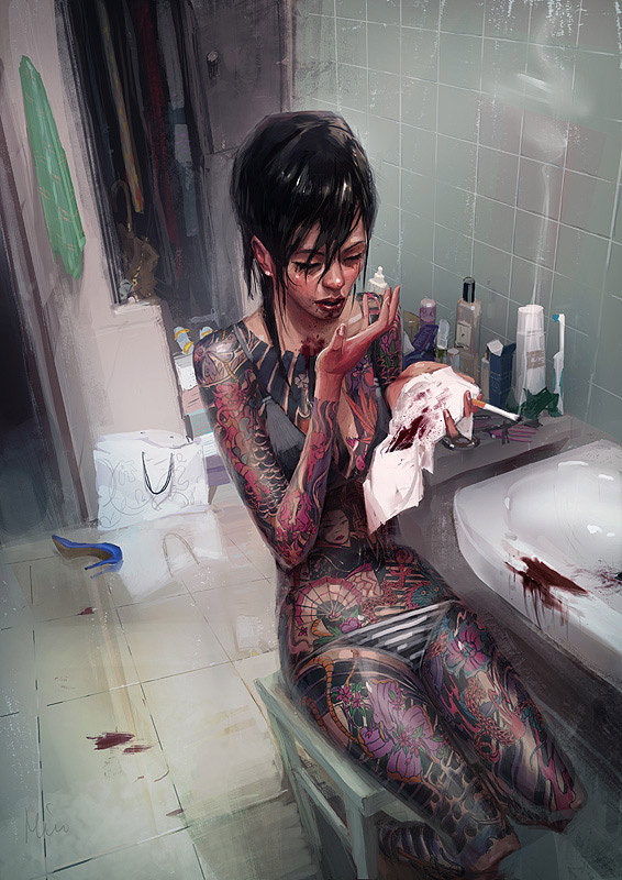 art blog - Michal Lisowski - empty kingdom