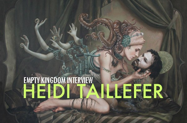 art blog - Heidi Taillefer - empty kingdom