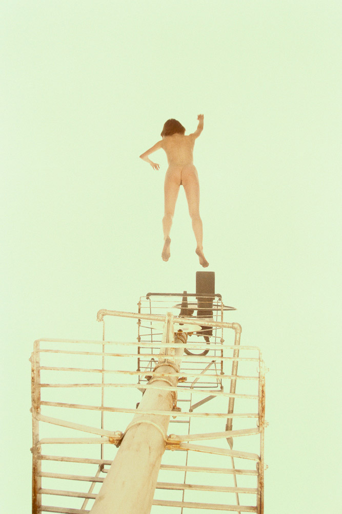 art blog - Ryan McGinley - empty kingdom