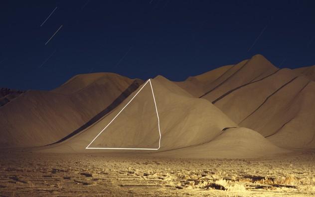 (Triangle) Cainville, Utah