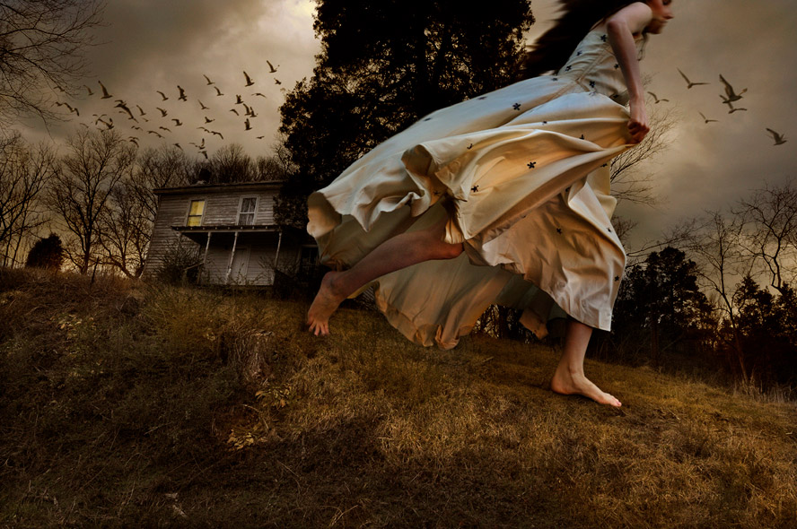 Art Blog - Tom Chambers - Empty Kingdom
