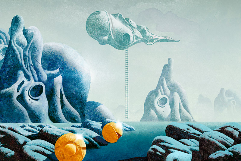 art blog - Dan McPharlin - empty kingdom