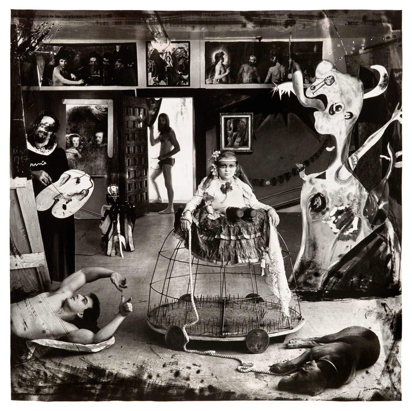 art blog - Joel-Peter Witkin - empty kingdom