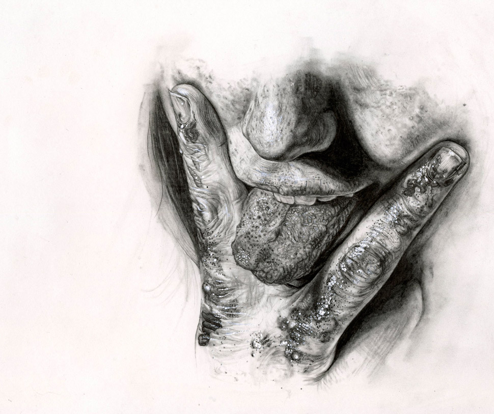 art blog - Amanda Elizabeth Joseph - empty kingdom